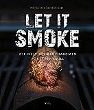 Let it smoke!: Die Welt der Raucharomen für jeden Grill let it smoke_image
