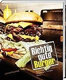 Richtig gute Burger: Anständige Burger braten – Grundlagen,... food brother_image