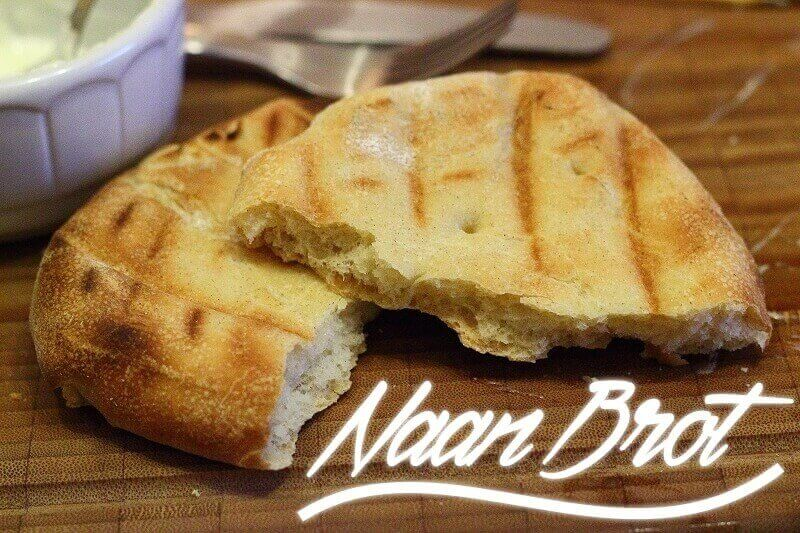 Naan Brot