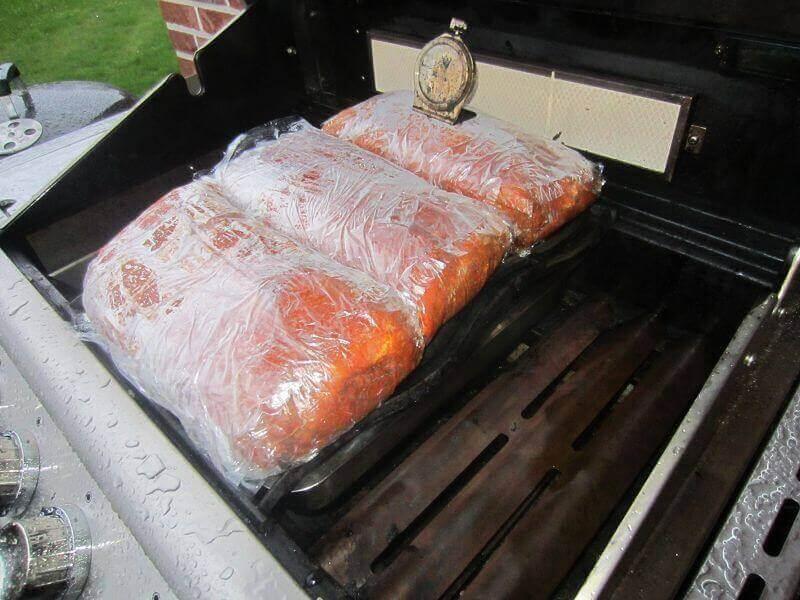 Pulled Pork Auf Dem Gasgrill : Pulled pork pp cole slaw buns und wurstlollies für personen