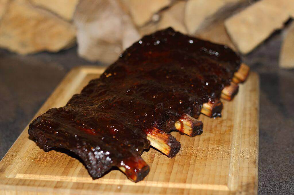 Finish Beef ribs