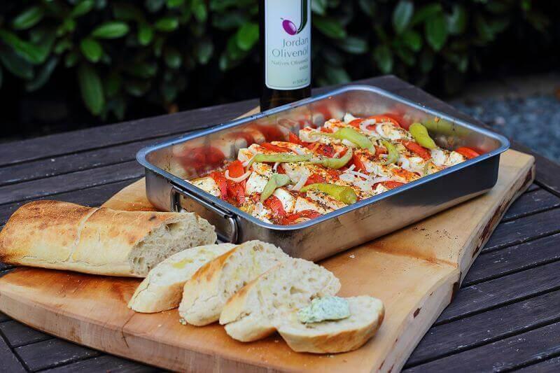 Salat zum grillen leicht