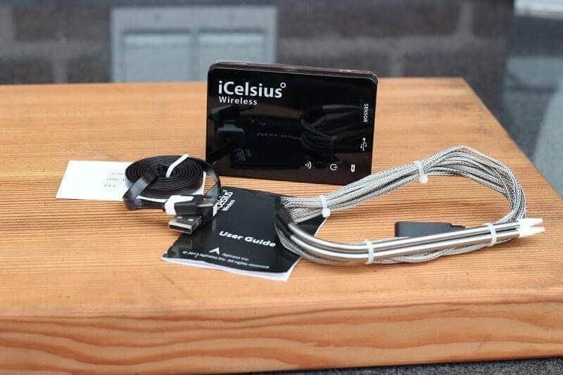 grillthermometer wlan test kleinster mobiler gasgrill. Black Bedroom Furniture Sets. Home Design Ideas