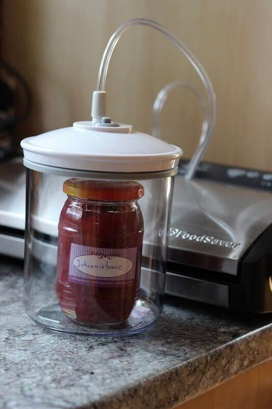 vakuumierer test foodsaver v2860 in der praxis. Black Bedroom Furniture Sets. Home Design Ideas