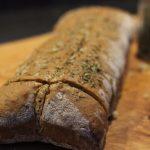 Garlic Bread Jamie Oliver mit Kräuterbutter