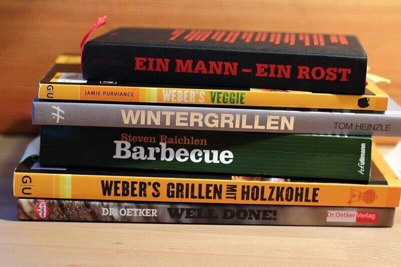 Kaufberatung Grillbücher grillrezepte_Living BBQ Grillb  cher Titel