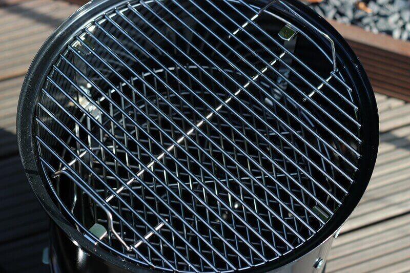 Test: Weber Smokey Mountain 37cm (Mini WSM) weber smokey mountain 37_Living BBQ Test WSM IMG 3873 1