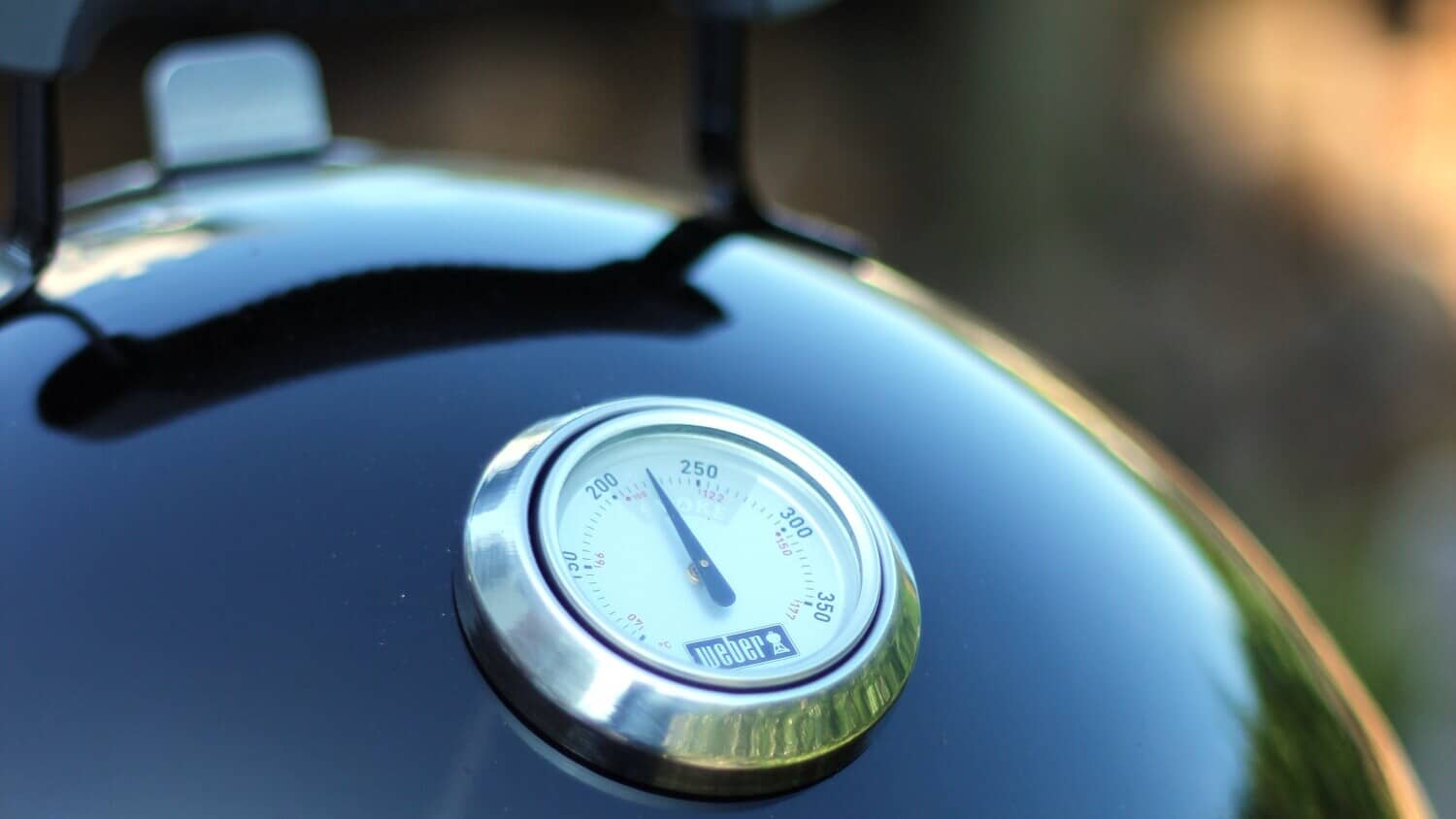Test: Weber Smokey Mountain 37cm (Mini WSM)