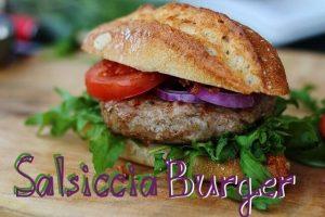 Salsiccia Burger