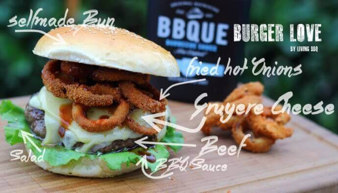 Double Beef Provolone Burger grillrezepte_Header Blog II