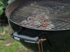 Living BBQ Grillkohle