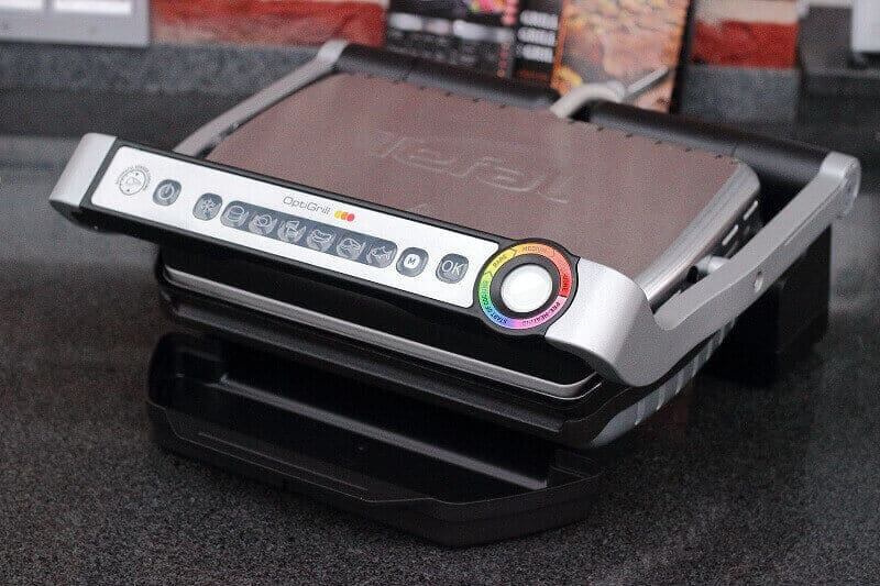 Living BBQ Tefal Optigrill praxistest: optigrill tefal_Living BBQ Tefal Optigrill 1