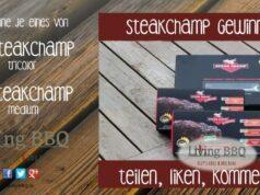 Gewinnspiel Steakchamp
