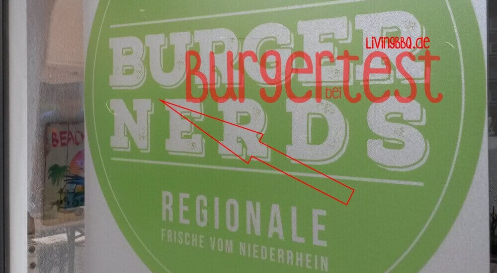 Burger Nerds Titel