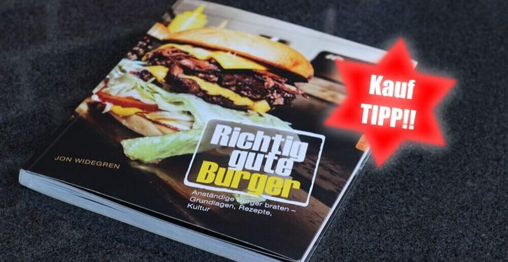 perfekter Burger grillrezepte_LivingBBQ Titel