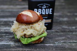 Bacon Sauerkraut Burger bacon sauerkraut burger_LivingBBQ IMG 3462 1 300x200