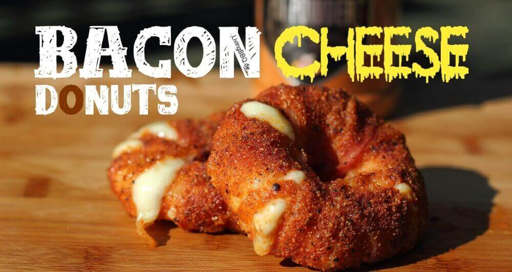 Bacon Cheese Donuts I
