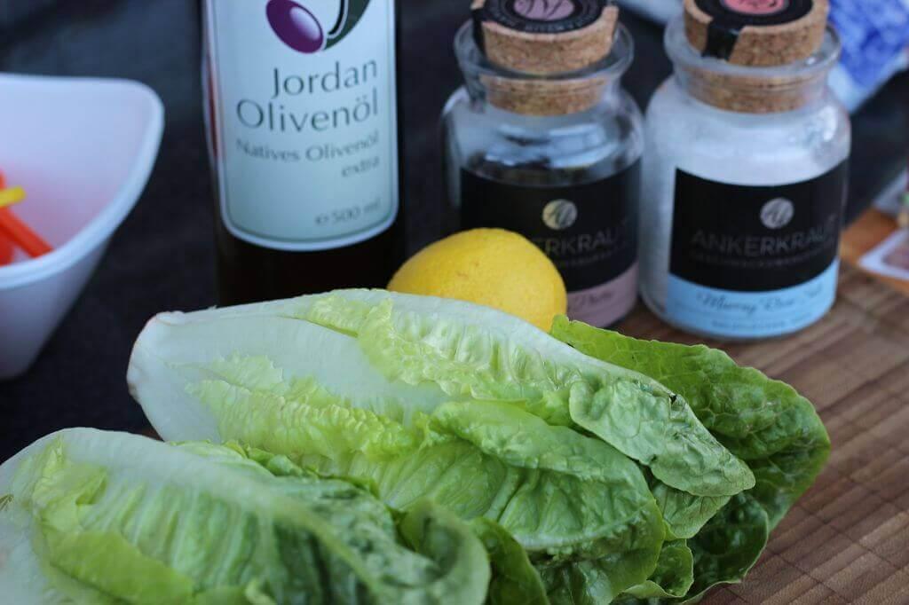 LivingBBQ gute Zutaten gegrillter salat_LivingBBQ gute Zutaten 1