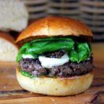Mozzarella Burger mozzarella burger_Mozzarella Burger mit Pesto und getrockneten Tomaten 2 150x150