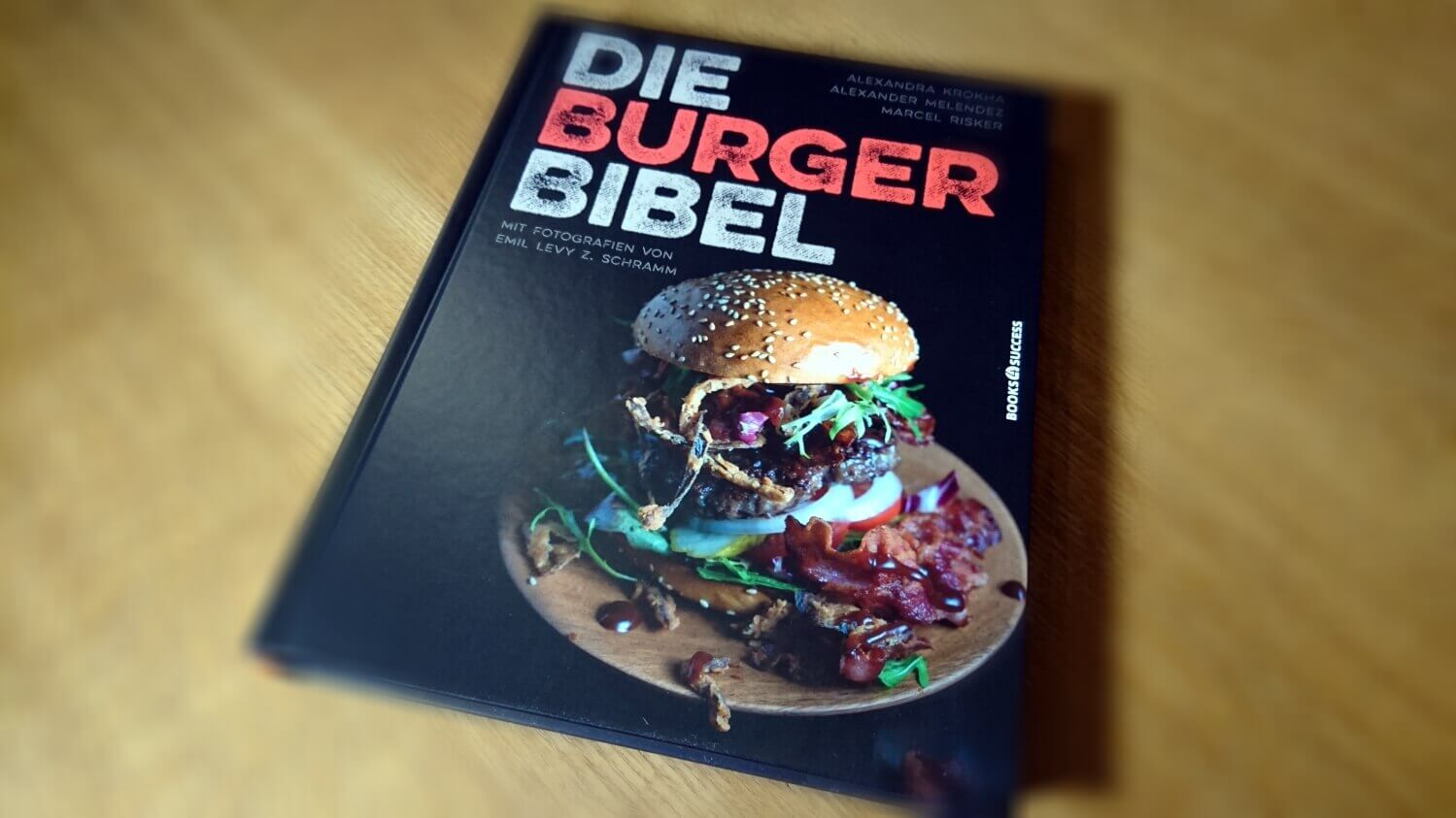 Die Burger Bibel Burger City Guide
