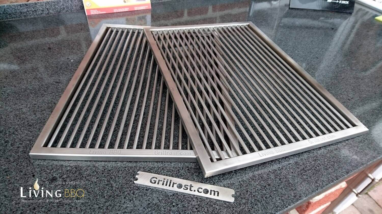 grillrost aus gusseisen oder grillrost aus edelstahl was ist besser living bbq. Black Bedroom Furniture Sets. Home Design Ideas