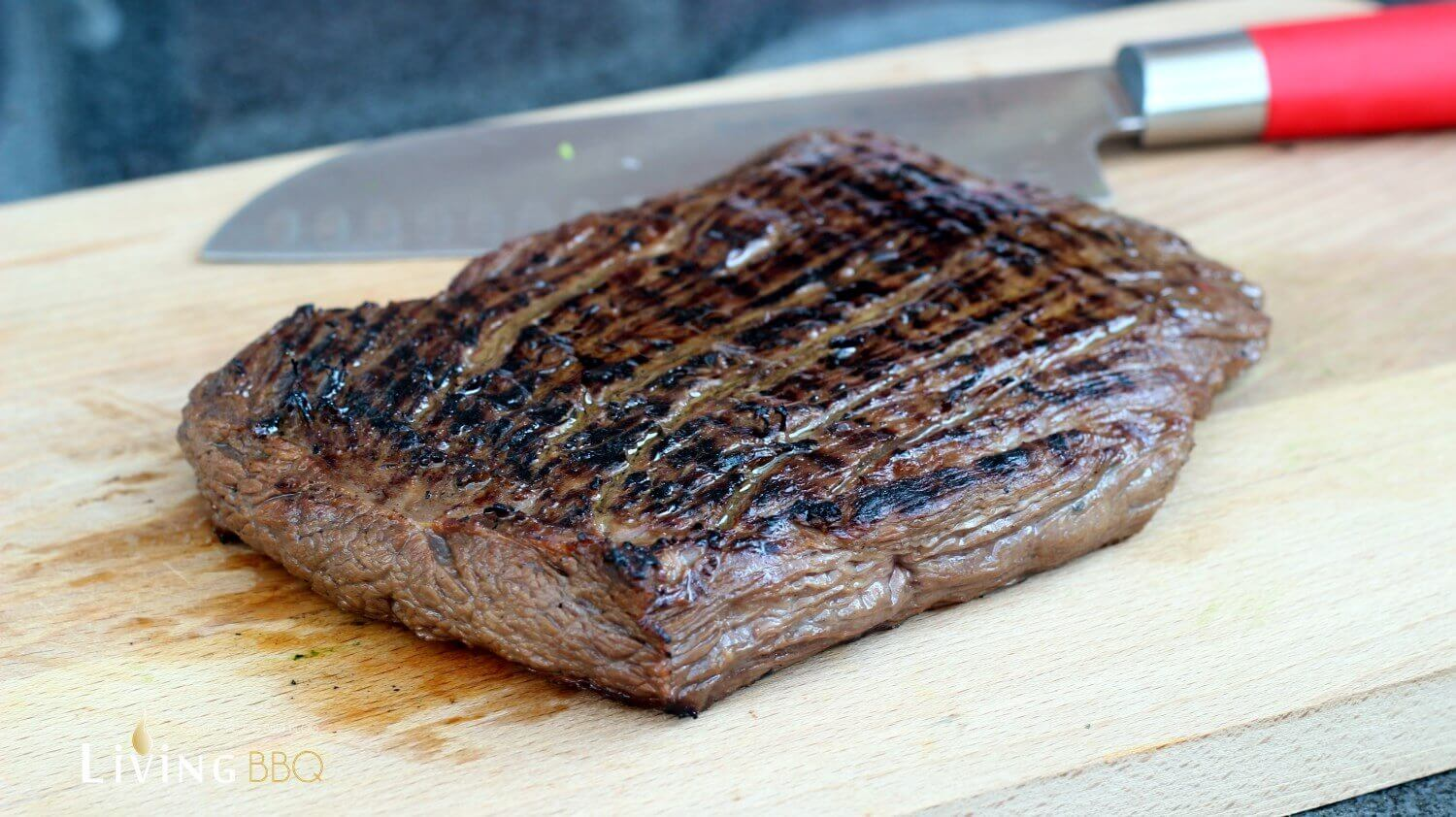 Flank Steak ruht