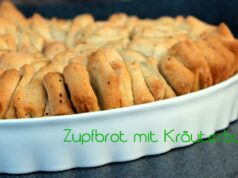 Grill Party Brot - Zupfbrot