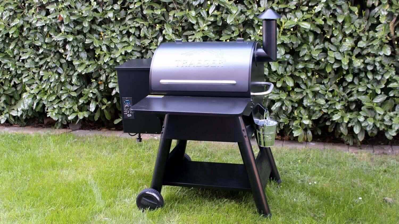 Traeger Pro Series 22 Pellet-Grill. pelletgrill_Traeger Pro Series 22 Pellet Grill
