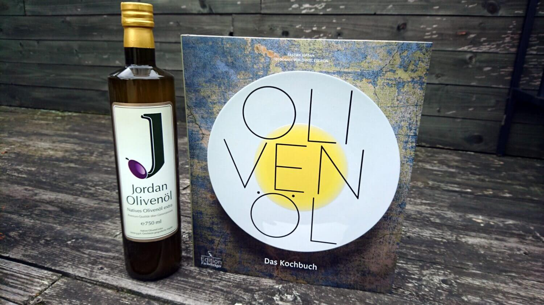 Olivenöl - Das Kochbuch