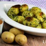 Röstkartoffeln mit andalusischer Sauce andalusische sauce_R  stkartoffeln mit Dill und Andalusischer Sauce 150x150