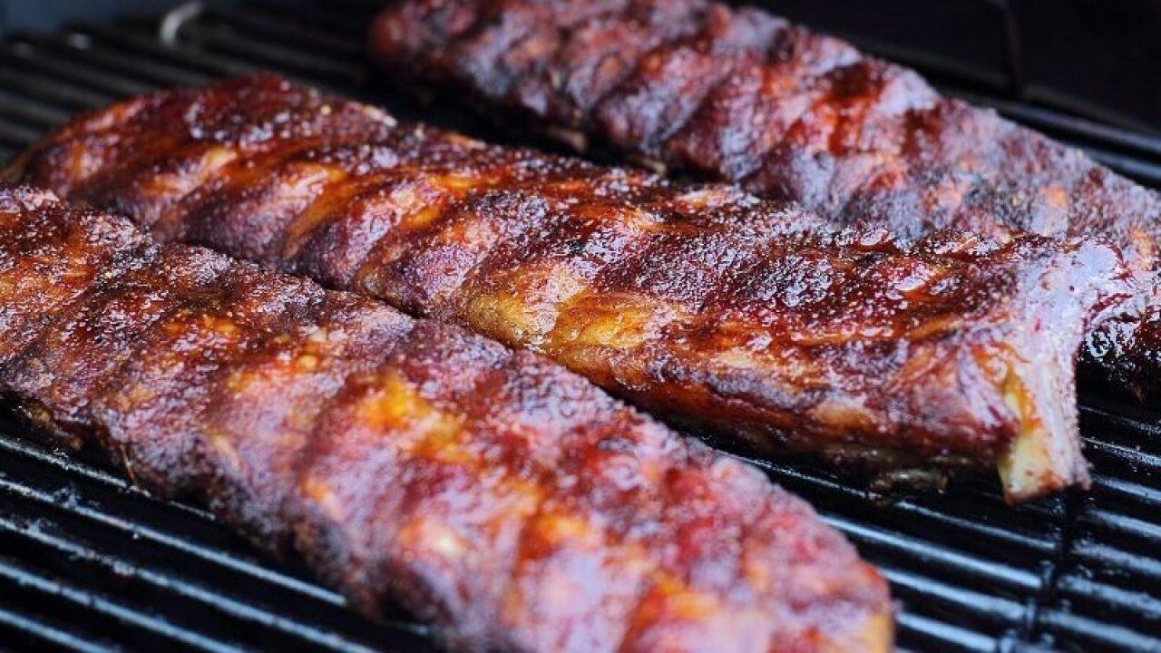 Spareribs Grillen Gasgrill Dauer : 3 2 1 ribs selber machen. spareribs grillen living bbq