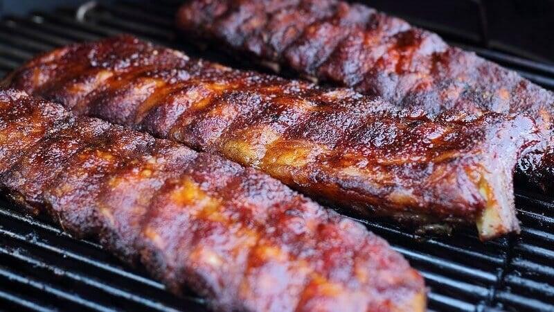 Spareribs Gasgrill Ohne Räuchern : 3 2 1 ribs selber machen. ratgeber u. anleitung fürs spareribs grillen