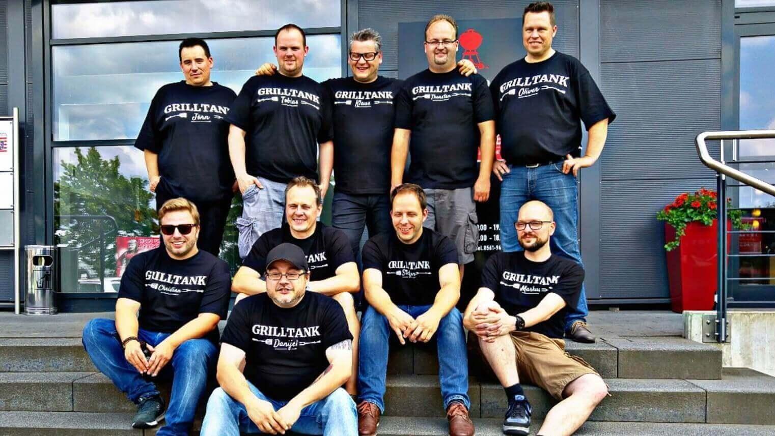 Grilltank Original – Bloggertreffen im Weber Original Store Kassel ...