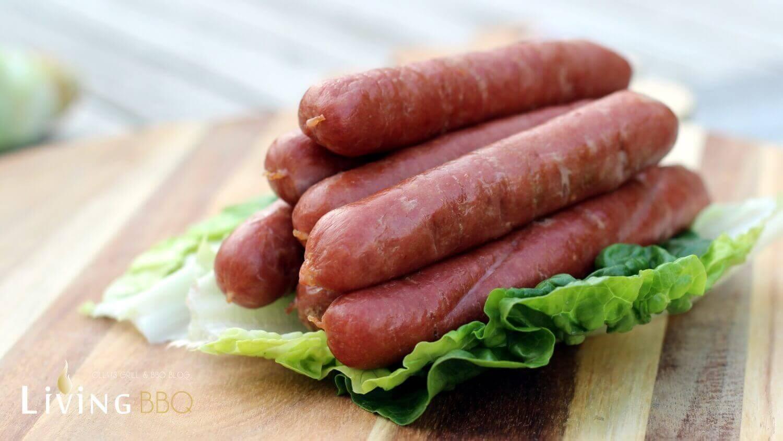 Hot Dog Würstchen selber machen