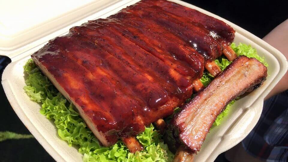 3-2-1 Ribs  3-2-1 ribs_KCBS Competition Box