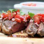 Tomaten Salsa Rezept tomaten salsa_RIbeye Steak mit Tomaten Salsa 150x150