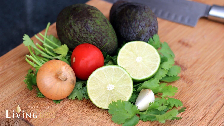 Zutaten für Guacamole guacamole_Zutaten Guacamole Rezept