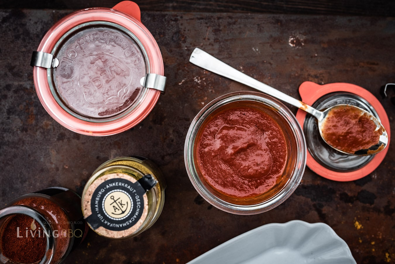 Currywurstsauce Sansibar auf Vorrat