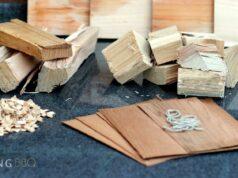 Räucherholz zum Grillen und Barbecue