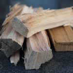Räucherholz Stücke