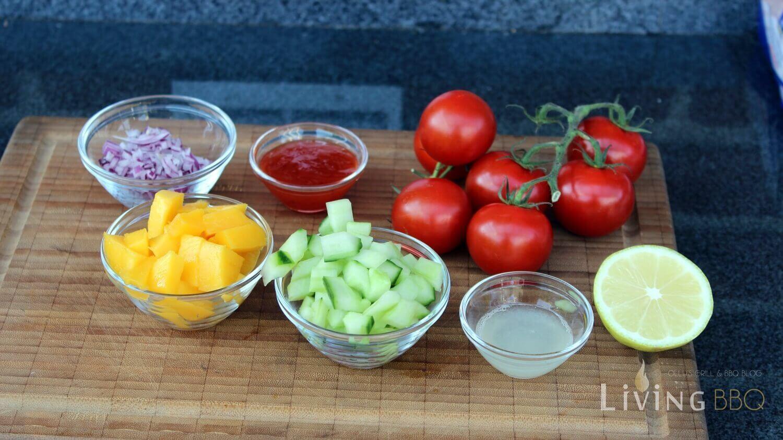 Zutaten Rezept Tomaten Mango Salsa tomaten mango salsa_Rezept Tomaten Mango Salsa Zutaten