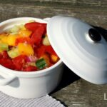 Rezept Tomaten Mango Salsa
