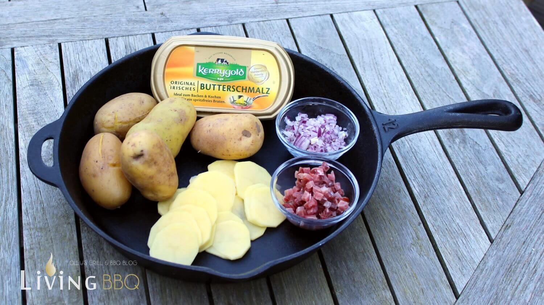 Bratkartoffeln Butterschmalz Kerrygold