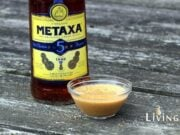 Rezept Metaxa Sauce