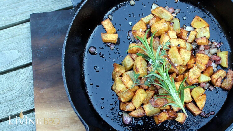 Bratkartoffeln Knusprig Und Lecker Living Bbq