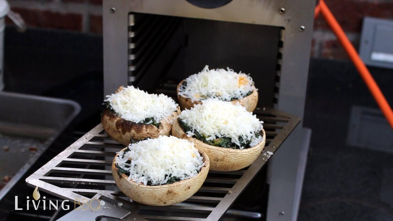 Champignons auflegen gefüllte champignons_gef  llte Champignons Beefer One