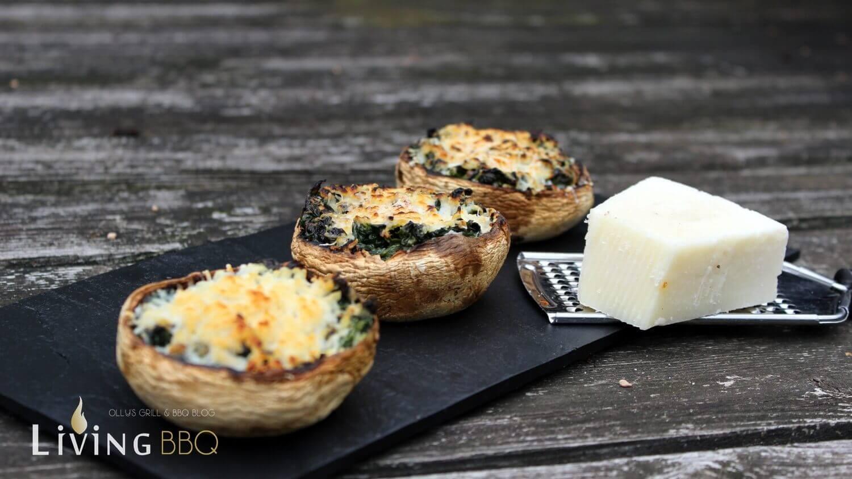 vegetarische rezepte gefullte champignons beliebte gerichte und rezepte foto blog. Black Bedroom Furniture Sets. Home Design Ideas