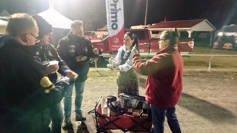 Jack Daniel's World Championship Invitational Barbecue jack daniels worldchampionchip invitational barbecue -  zum zweiten mal beim_Kaffee und Fr  hst  ck beim Jack