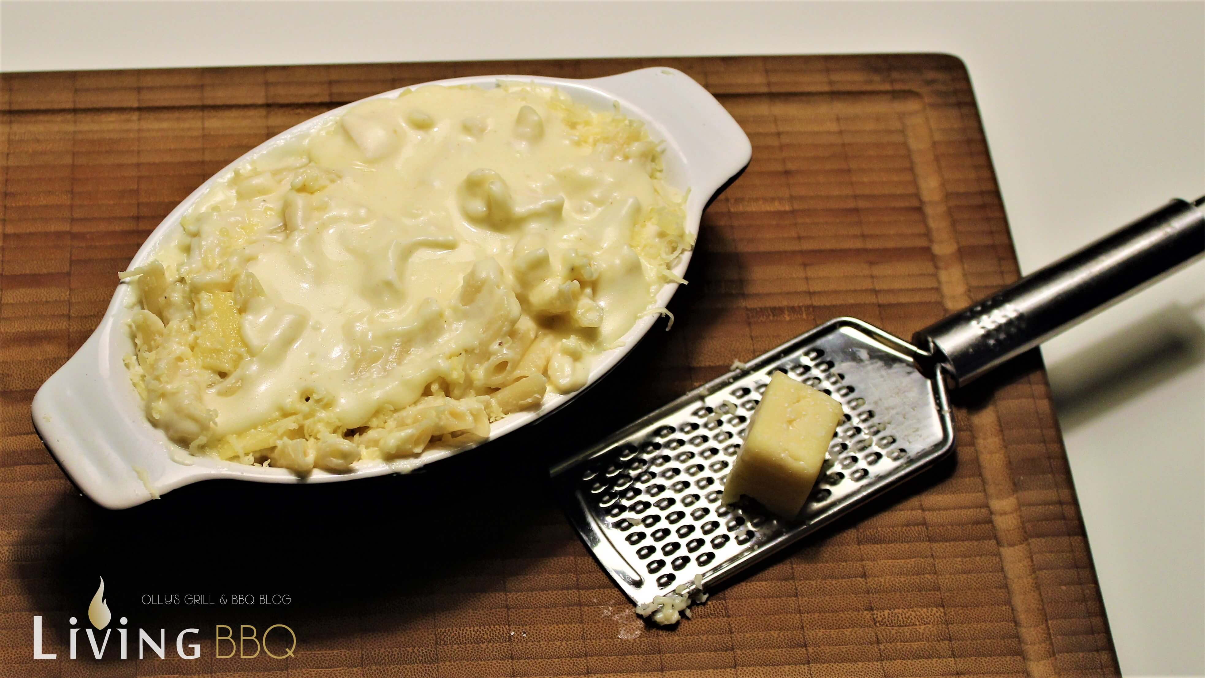 Makkaroni und Käse Mac and Cheese