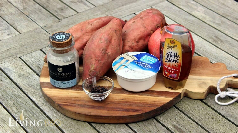 Süßkartoffeln Grillen süßkartoffeln_S    kartoffeln Grillen Zutaten